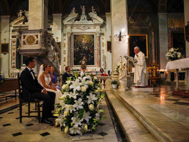 Il matrimonio di Vanessa e Gabriele a Trisobbio, Alessandria 14
