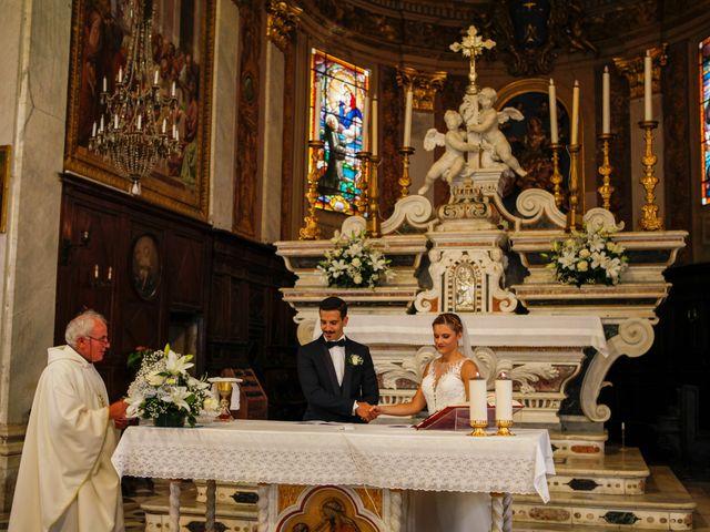 Il matrimonio di Vanessa e Gabriele a Trisobbio, Alessandria 15