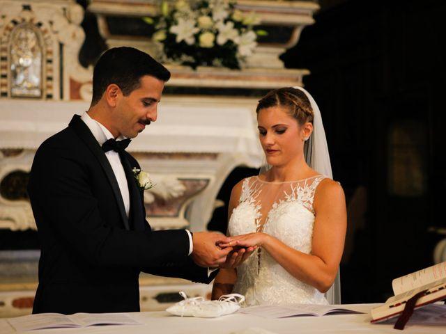Il matrimonio di Vanessa e Gabriele a Trisobbio, Alessandria 16