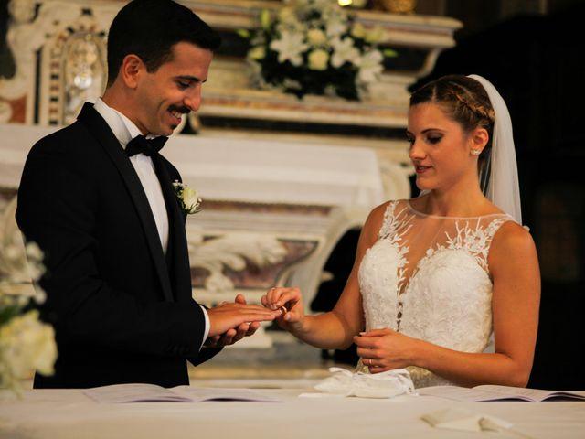 Il matrimonio di Vanessa e Gabriele a Trisobbio, Alessandria 17