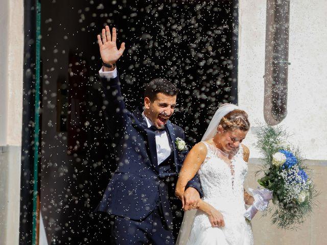 Il matrimonio di Vanessa e Gabriele a Trisobbio, Alessandria 20