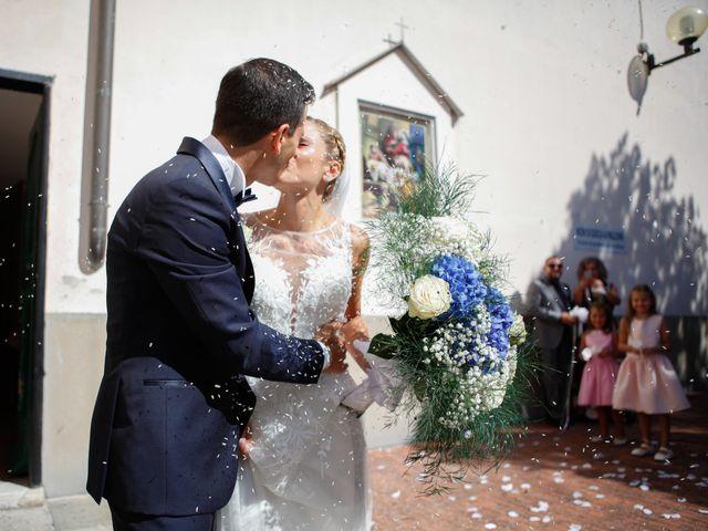 Il matrimonio di Vanessa e Gabriele a Trisobbio, Alessandria 21