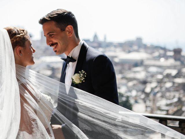 Il matrimonio di Vanessa e Gabriele a Trisobbio, Alessandria 29