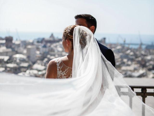 Il matrimonio di Vanessa e Gabriele a Trisobbio, Alessandria 31