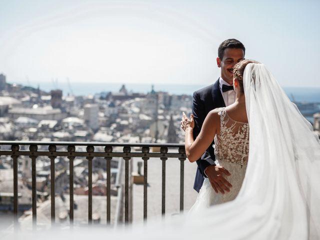 Il matrimonio di Vanessa e Gabriele a Trisobbio, Alessandria 33
