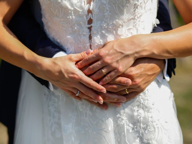 Il matrimonio di Vanessa e Gabriele a Trisobbio, Alessandria 34