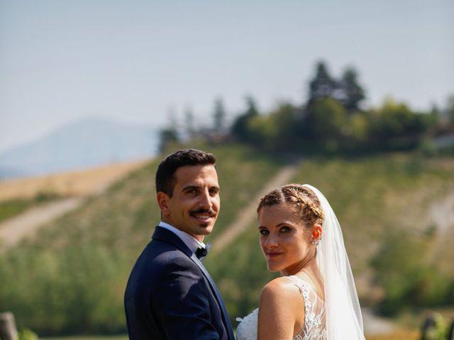 Il matrimonio di Vanessa e Gabriele a Trisobbio, Alessandria 35
