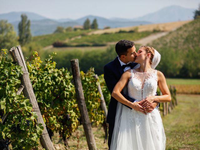 Il matrimonio di Vanessa e Gabriele a Trisobbio, Alessandria 36