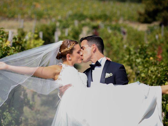 Il matrimonio di Vanessa e Gabriele a Trisobbio, Alessandria 37