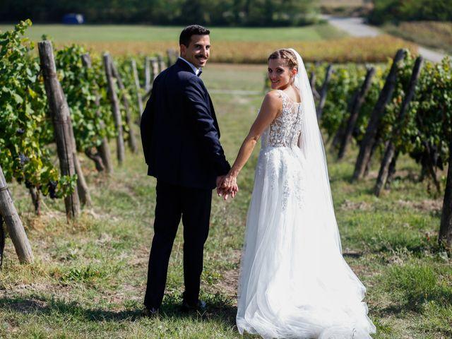 Il matrimonio di Vanessa e Gabriele a Trisobbio, Alessandria 38