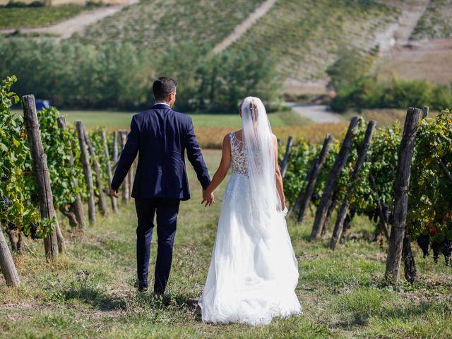 Il matrimonio di Vanessa e Gabriele a Trisobbio, Alessandria 39