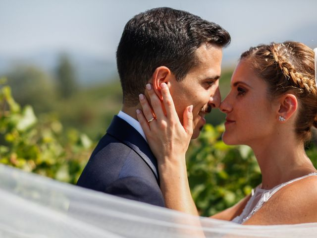 Le nozze di Gabriele e Vanessa