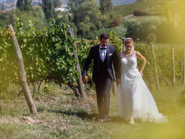 Il matrimonio di Vanessa e Gabriele a Trisobbio, Alessandria 40