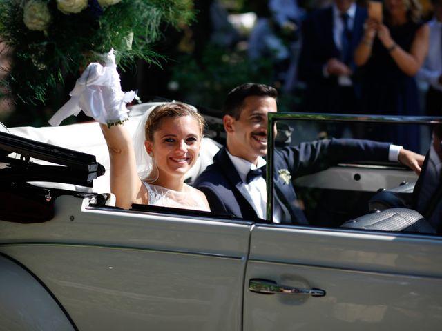 Il matrimonio di Vanessa e Gabriele a Trisobbio, Alessandria 42