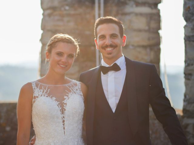 Il matrimonio di Vanessa e Gabriele a Trisobbio, Alessandria 43