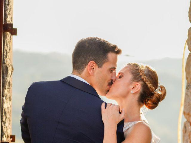 Il matrimonio di Vanessa e Gabriele a Trisobbio, Alessandria 45