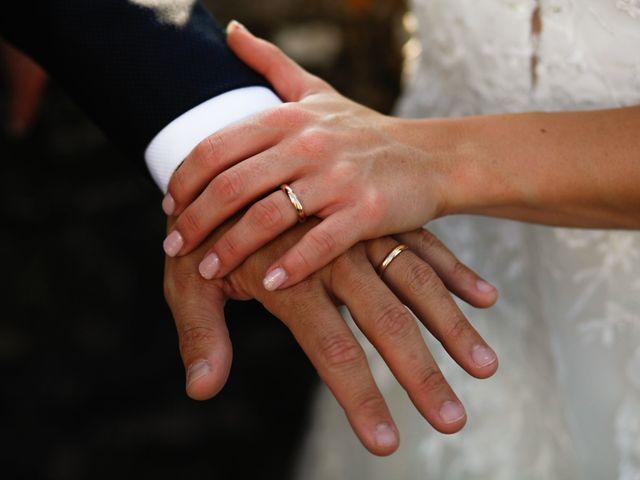 Il matrimonio di Vanessa e Gabriele a Trisobbio, Alessandria 47