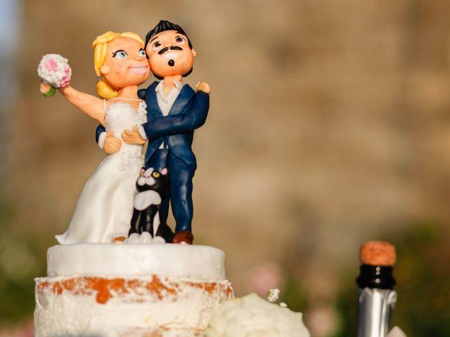 Il matrimonio di Vanessa e Gabriele a Trisobbio, Alessandria 48