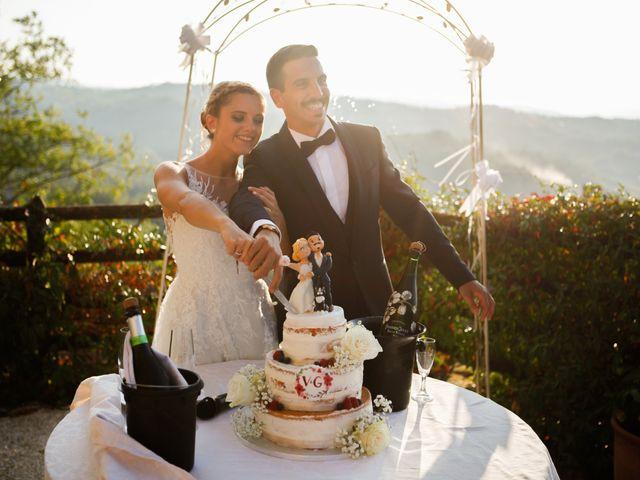 Il matrimonio di Vanessa e Gabriele a Trisobbio, Alessandria 49