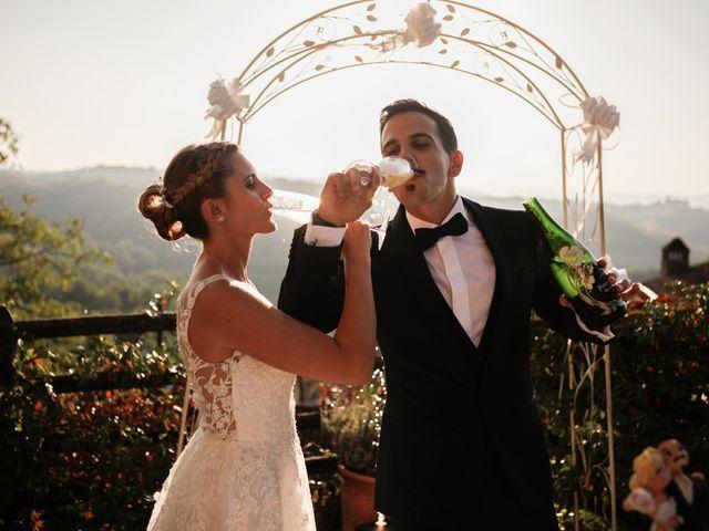 Il matrimonio di Vanessa e Gabriele a Trisobbio, Alessandria 52