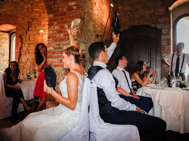 Il matrimonio di Vanessa e Gabriele a Trisobbio, Alessandria 56