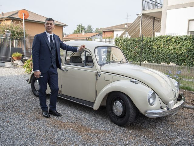 Il matrimonio di Giuseppe e Simona a Fara Gera d'Adda, Bergamo 1