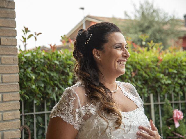 Il matrimonio di Giuseppe e Simona a Fara Gera d'Adda, Bergamo 6