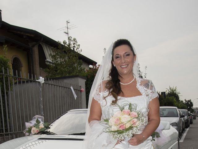 Il matrimonio di Giuseppe e Simona a Fara Gera d'Adda, Bergamo 10