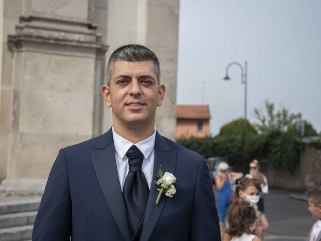 Il matrimonio di Giuseppe e Simona a Fara Gera d'Adda, Bergamo 11