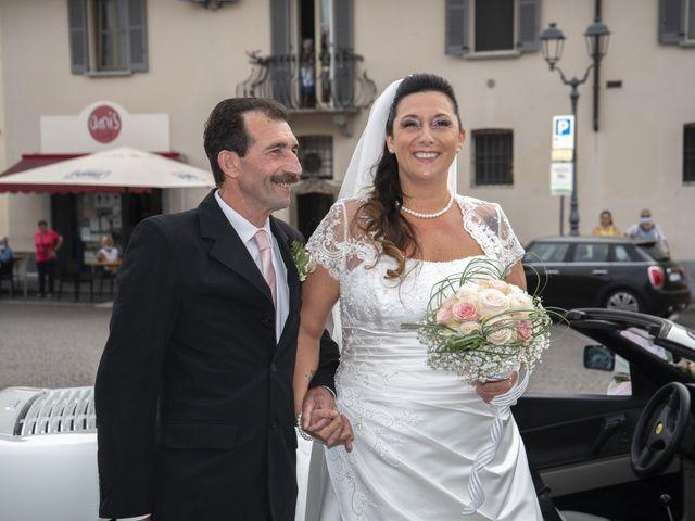 Il matrimonio di Giuseppe e Simona a Fara Gera d'Adda, Bergamo 13