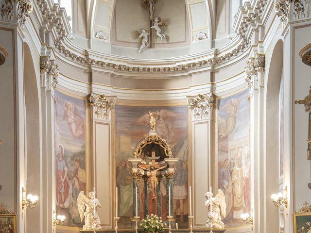 Il matrimonio di Giuseppe e Simona a Fara Gera d'Adda, Bergamo 14