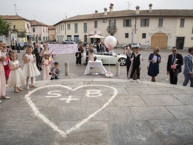 Il matrimonio di Giuseppe e Simona a Fara Gera d'Adda, Bergamo 18