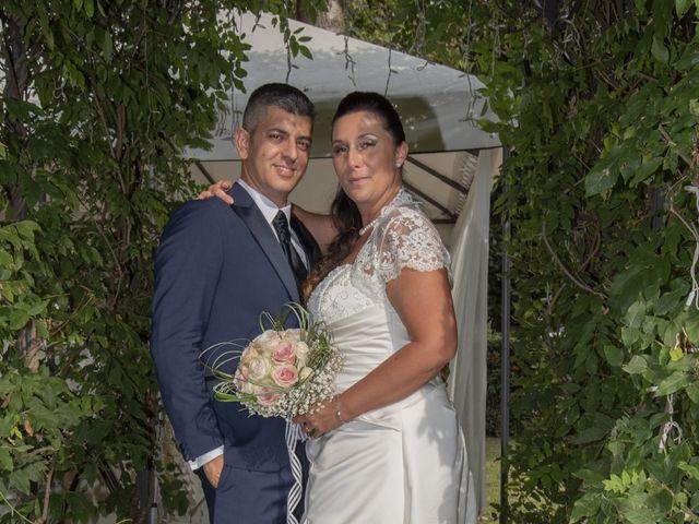 Il matrimonio di Giuseppe e Simona a Fara Gera d'Adda, Bergamo 23