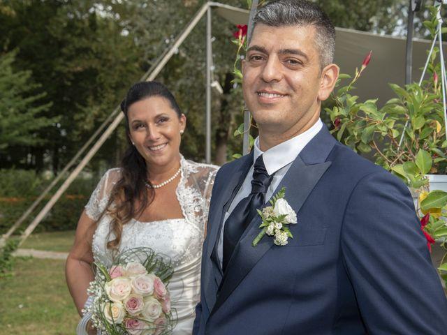 Il matrimonio di Giuseppe e Simona a Fara Gera d'Adda, Bergamo 26