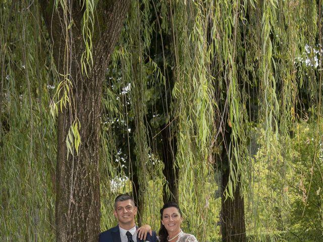 Il matrimonio di Giuseppe e Simona a Fara Gera d'Adda, Bergamo 28