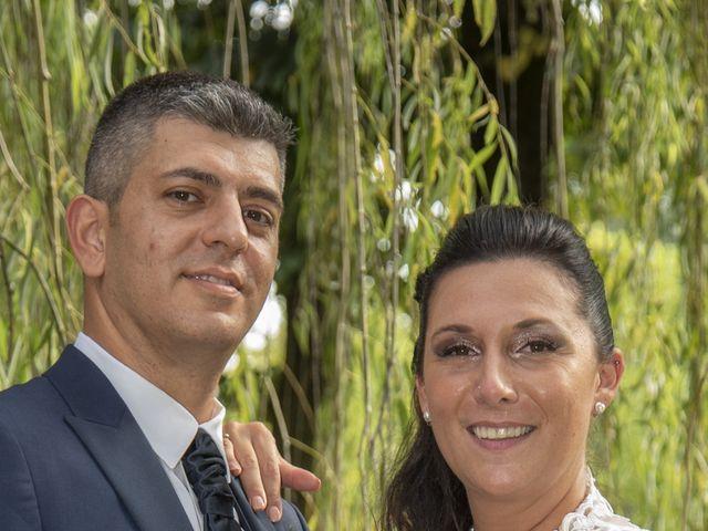 Il matrimonio di Giuseppe e Simona a Fara Gera d'Adda, Bergamo 29
