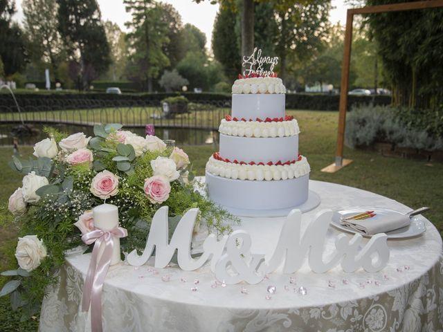 Il matrimonio di Giuseppe e Simona a Fara Gera d'Adda, Bergamo 30