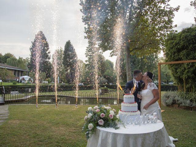 Il matrimonio di Giuseppe e Simona a Fara Gera d'Adda, Bergamo 32