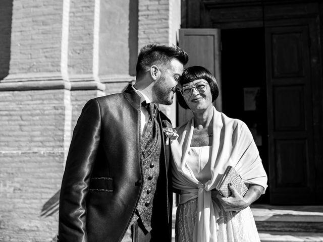 Il matrimonio di Lorenzo e Jessica a Ravenna, Ravenna 23