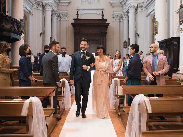 Il matrimonio di Lorenzo e Jessica a Ravenna, Ravenna 24