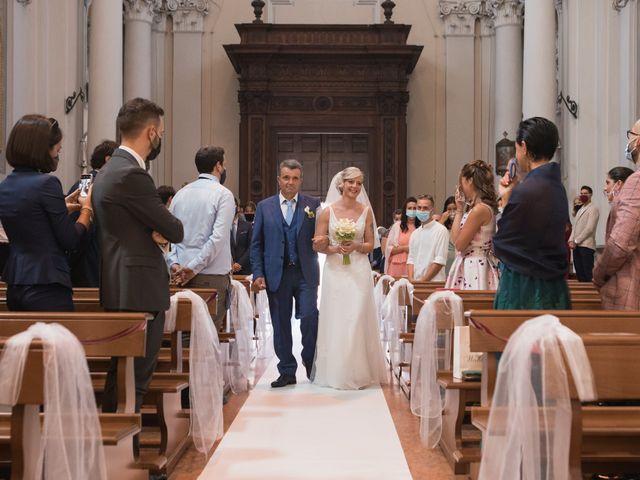 Il matrimonio di Lorenzo e Jessica a Ravenna, Ravenna 27