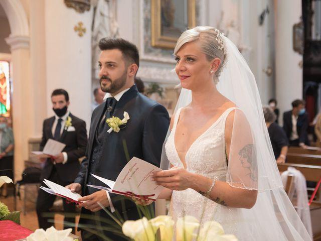 Il matrimonio di Lorenzo e Jessica a Ravenna, Ravenna 33