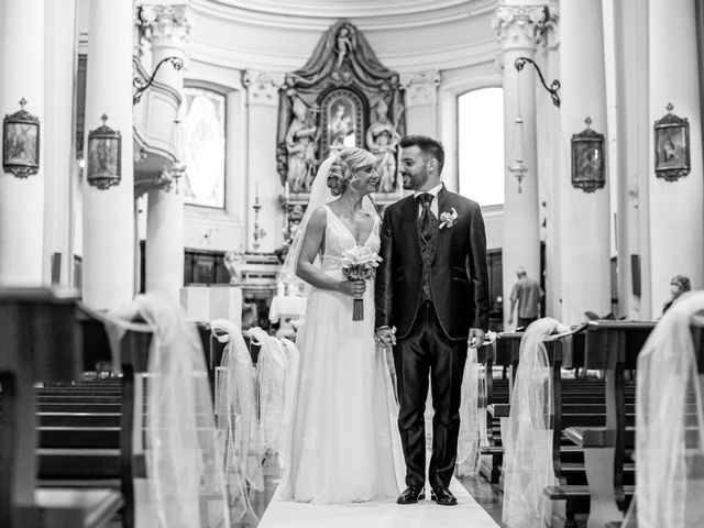 Il matrimonio di Lorenzo e Jessica a Ravenna, Ravenna 40