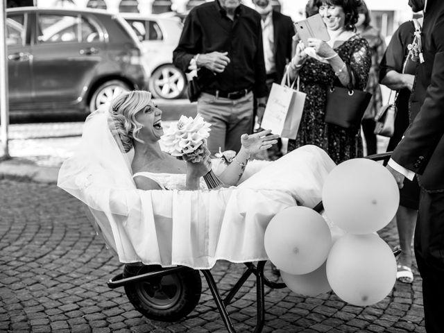 Il matrimonio di Lorenzo e Jessica a Ravenna, Ravenna 44