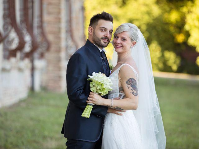 Il matrimonio di Lorenzo e Jessica a Ravenna, Ravenna 47