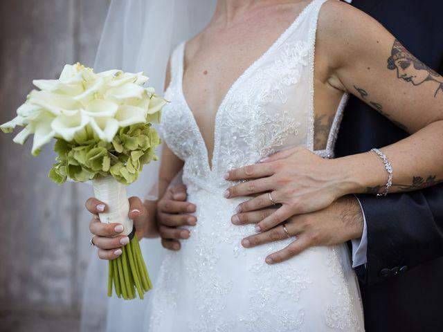 Il matrimonio di Lorenzo e Jessica a Ravenna, Ravenna 52