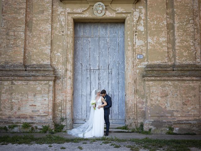 Il matrimonio di Lorenzo e Jessica a Ravenna, Ravenna 53