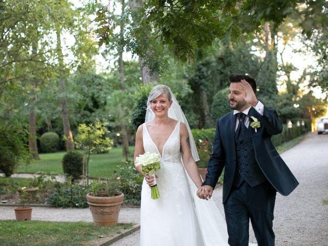 Il matrimonio di Lorenzo e Jessica a Ravenna, Ravenna 61