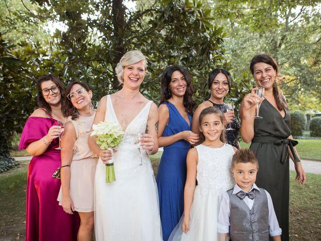 Il matrimonio di Lorenzo e Jessica a Ravenna, Ravenna 63