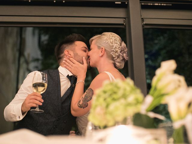 Il matrimonio di Lorenzo e Jessica a Ravenna, Ravenna 74